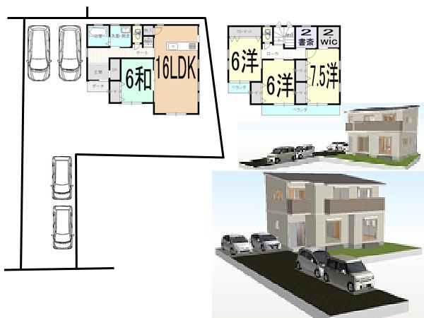 高知市鴨部2丁目 建築条件付宅地 高知不動産情報