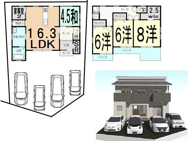 高知市北本町1丁目 建築条件付宅地 高知不動産情報
